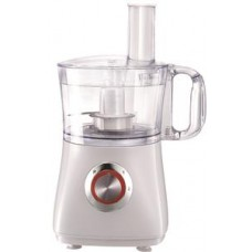 Campomatic Food Processor With 2L Bowl & 2L Blender  2 Speeds  750W Direct Drive Motor  Juicer  Pro , White