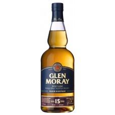 Glen Moray, Scotland Whisky, 15 Years Old, 70 cl