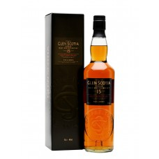 Glen Scotia,15 years old, 70 CL