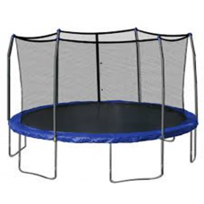 Topten Round Trampoline With Safety Net