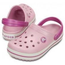 Crocs, Kid's Crocband, Pink