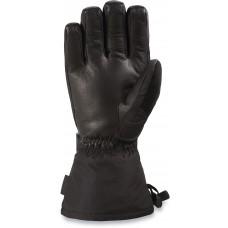 Dakine Men's Skiing Leather Scout Gloves- Black/ Grey