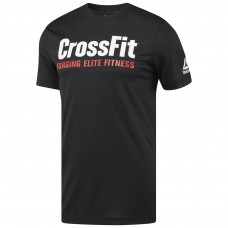 Reebok Men's Training Crossfit Speedwick F.E.F T-Shirts