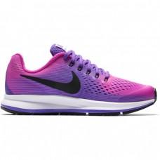 Nike Girl's Zoom Pegasus 34 (Gs) Running Shoe
