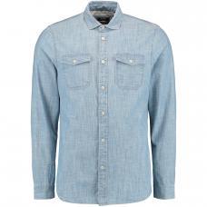 O'Neill, Men's Jack Chambray Shirt, Bluestone