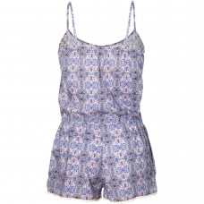 O'Neill Women's Lifestyle Beach Print Playsuit Overall