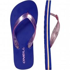 O'Neill Girls' Lifestyle Glitter Sol Slippers