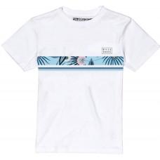 Billabong, Boys' Beach Lifestyle Team Stripe T-Shirts
