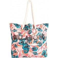 Billabong, Girls' Beach Essentials Tote Bag