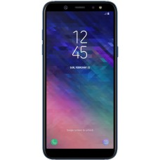 Samsung Galaxy A6 Dual SIM - 64GB, 4GB RAM, 4G LTE, Black/Blue/Gold