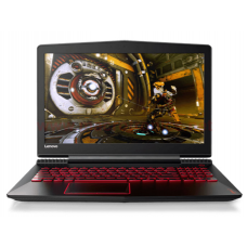 """Lenovo 15.6"""" Legion Y520 Notebook, Intel Core i7-7700HQ,2.80 GHz, 16 GB RAM - 80WK00P1AX"""