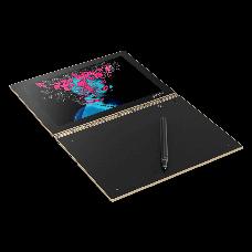 Lenovo Yoga Book, Tablet Intel Atom, Quad Core 2.4GHz, 4GB  DDR3, 64GB, 10.1, Black