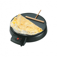 Super Chef Crepe Maker Machines,  Teflon Coated Varia, 1000 W - LW-126