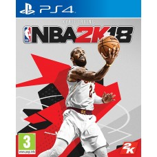 PlayStation 4, NBA-2018
