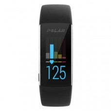 Polar A370 Fitness Monitor Watch- Black