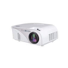 """Coby LCD Projector with Image size 35""""-110"""" & Projection distance 1m - 3.25m - CPT805"""