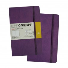 OPP Paper Concept, Soft Plain Notebook, 13X21cm, Available in Different Colors