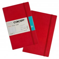 OPP Paper Concept, Hard Line Notebook, A4, Available In Different Colors