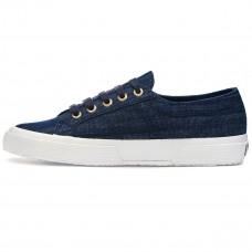 Superga 2750 Denim Blue Shoes