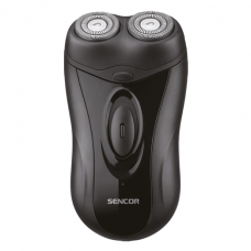 Sencor, Men's Electric Shaver, Black, 2 W - SMS 2001BK