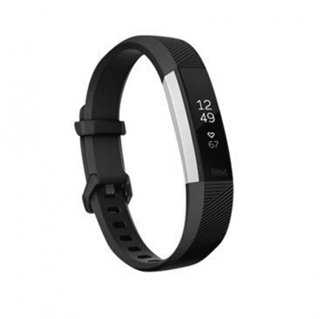 FitBit Alta HR, Fitness Tracker Available in Different Colors & Sizes