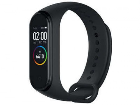Xiaomi Mi Fitness Band 4 with  OLED Display - Black