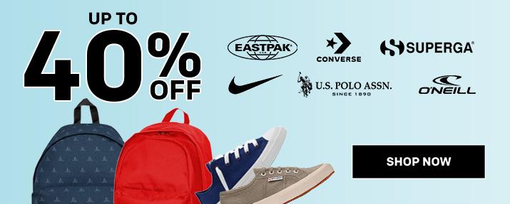 Split up tp 40 % / Eastpack